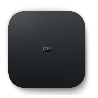 Passerelle multimédia Xiaomi Mi Box S 4K UHD Noir