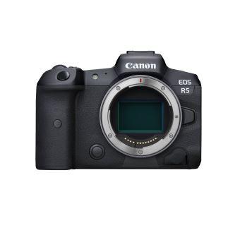 Appareil Photo Hybride Canon EOS R5 Noir