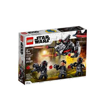 LEGO® Star Wars™ 75226 Pack de combat de l'Escouade Inferno ™