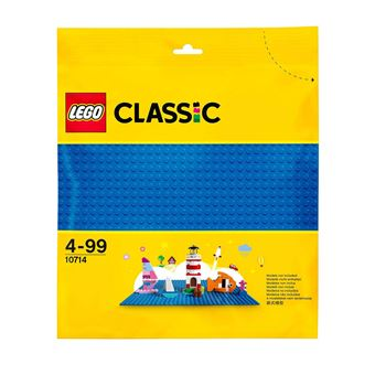 LEGO 10714 BLAUWE BASISPLAAT-LA PLAQUE DE BASE BLEUE