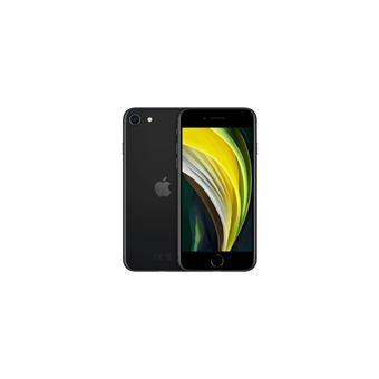 iPhone SE 128 Go noir