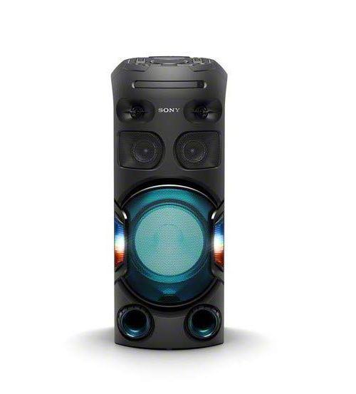 Enceinte Bluetooth Sony MHC-V42D Noir - Chaîne hi-fi. Achetez en ligne parmi un grand choix de produits high-tech.