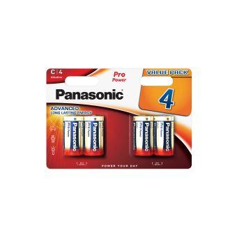 PANASONIC LR14 C X4 PRO POWER