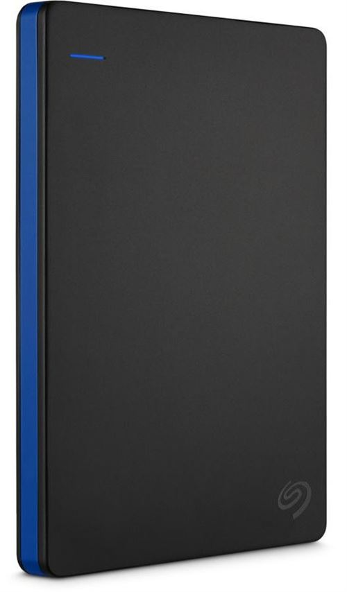 Disque dur externe portable Seagate Game Drive STGD2000400 USB 3.0 2 To Noir et Bleu pour PS4 - Disque dur externe. Remise permanente de 5% pour les adhérents. Commandez vos produits high-tech au meilleur prix en ligne et retirez-les en magasin.