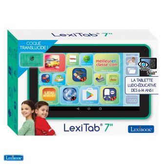 google play sur tablette lexibook