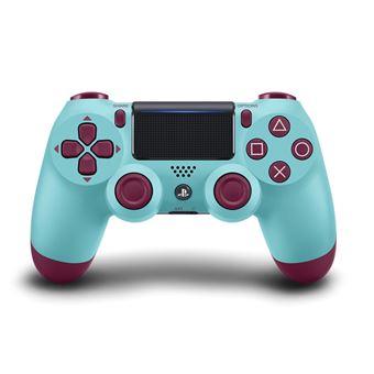 Manette PS4 Sony DualShock 4 Sans fil V2 Berry Blue