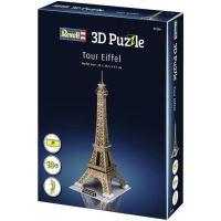 Puzzle 3D Revell Tour Eiffel