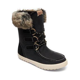 Bottines hiver Femme Roxy Rainier Noires Taille 36 - Chaussures ou chaussons de sport - Equipements sportifs