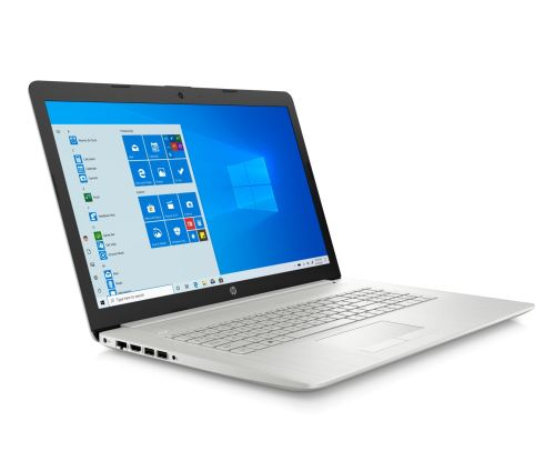 PC Portable HP 17-by3044nf 17,3 Intel Core i7 8 Go RAM 128 Go SSD + 1 To SATA Argent naturel
