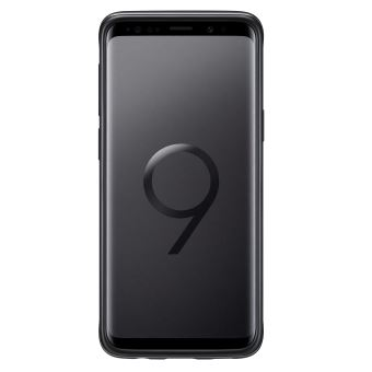 SAMSUNG S9 PROTECTIVE STANDING COVER BLACK