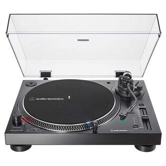 Platine vinyle Audio-Technica AT-LP120XUSBBK Noir