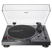 Audio-Technica AT-LP120XUSBBK Platenspeler Zwart