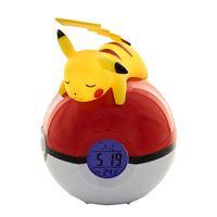 Radio-réveil Teknofun Pokémon Pikachu