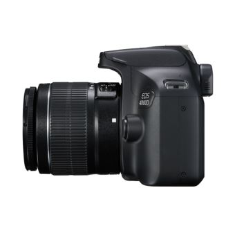 ebe8216baa4ce0 -5% sur Reflex Canon EOS 4000D Noir + Objectif EF-S 18-55 mm f 3.5-5.6 III  - Appareil photo reflex - Achat   prix   fnac