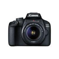 Reflex Canon EOS 4000D Noir + Objectif EF-S 18-55 mm f/3.5-5.6 III
