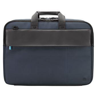 Sacoche Mobilis Executive 3 Twice Briefcase Bleue pour PC 11-14''
