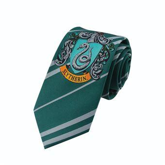 revendeur 50-70% de réduction en présentant Cravate pour enfants Cinereplicas Harry Potter Serpentard