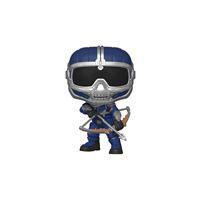 Figurine Funko Pop Marvel Black Widow Taskmaster with bow