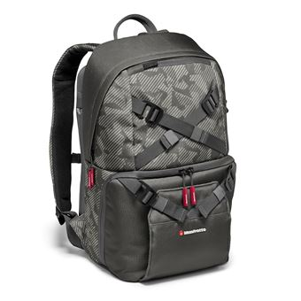 Manfrotto OLBP-30 Camera Backpack Grey