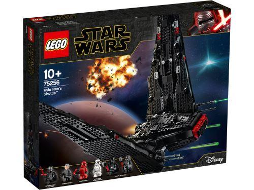LEGO® Star Wars™ Episode IX 75256 La navette de Kylo Ren