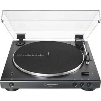 Audio-Technica AT-LP60XBTBK Bluetooth Platenspeler Zwart