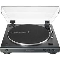 Audio-Technica AT-LP60XBTBK Bluetooth Platenspeler Zwart