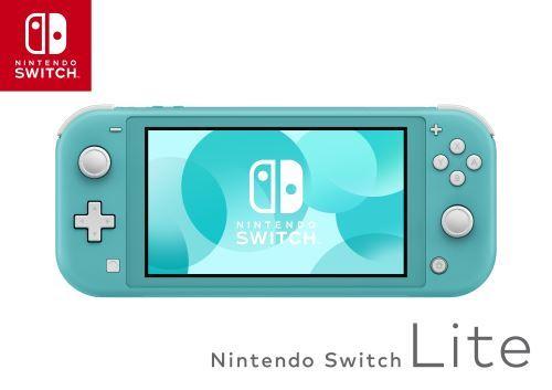 Photo de nintendo-switch-lite-turquoise