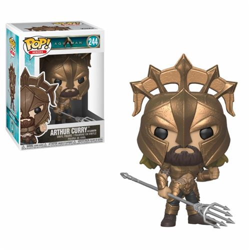 Figurine Funko Pop! Vinyl DC Univers Aquaman Arthur Curry