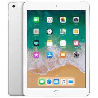 "Apple iPad 128 Go WiFi + 4G 9.7"" Zilver"