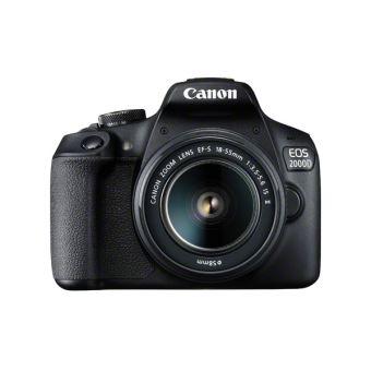 Reflex Canon Camera EOS Ruff 18-55mm IS