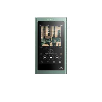 Lecteur Audio Bluetooth Sony NW-A55L Haute Résolution 16 Go Vert