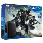 Sony Pack Console PS4 1 To Noir + Destiny 2