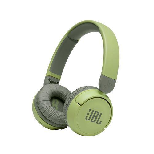 Casque audio sans fil pour enfants Bluetooh JBL JR310BT Vert