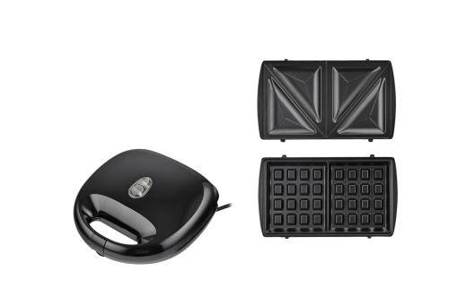 Gaufrier Proline SW750 750 W Noir