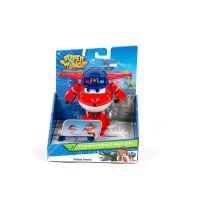 Figurine Super Wings transformable Jett Police 12 cm EU730231