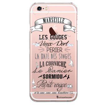 coque marseille iphone 6