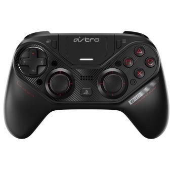 Manette PS4 Astro sans fil C40 TR Controller Noir Customisable Compatible PC