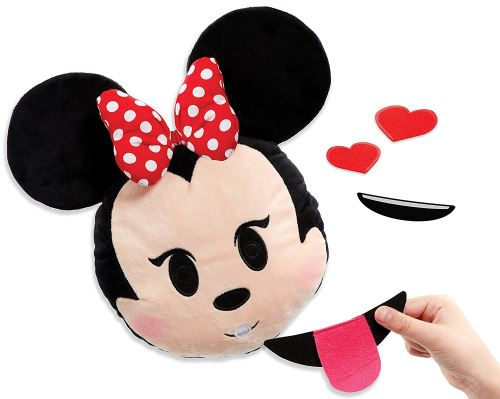 Peluche Disney Emoji Swapsies Minnie Mouse