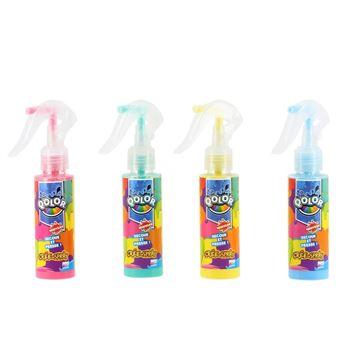 Kit créatif Tech It Easy Crée en Spray Mes premiers graffs 4 couleurs
