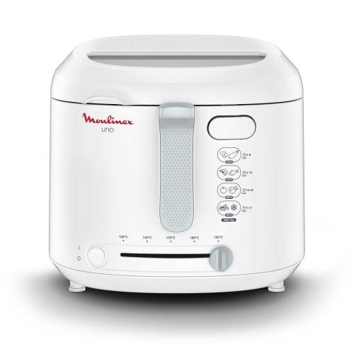 Friteuse électrique Moulinex Uno AF203110 Blanc