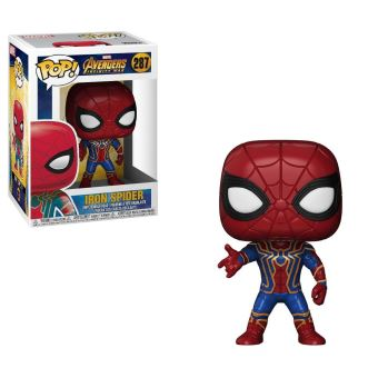 6/'/' Iron-Spider Man Avengers 3 Infinity War Iron Spiderman Action Figure