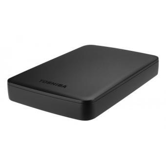 disque dur externe toshiba canvio basics 3 to noir disque dur externe. Black Bedroom Furniture Sets. Home Design Ideas