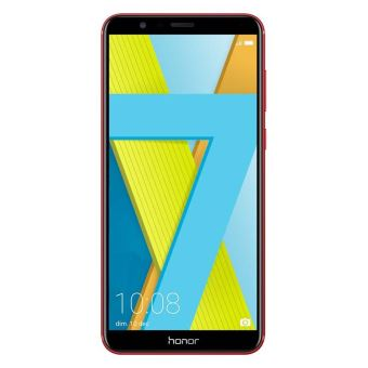 Smartphone Honor 7X Double SIM 64 Go Rouge