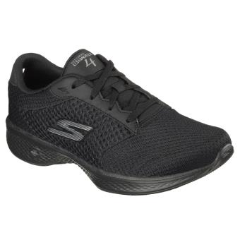 Chaussures Skechers GOwalk 4 Exceed Noires Taille 38