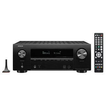 Ampli-tuner Home Cinéma Denon AVR-X 2500H Noir