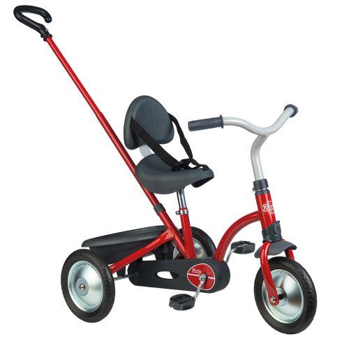 Tricycle Smoby Zooky Original - Tricycle. Achat et vente de jouets, jeux de société, produits de puériculture. Découvrez les Univers Playmobil, Légo, FisherPrice, Vtech ainsi que les grandes marques de puériculture : Chicco, Bébé Confort, Mac Laren, Babyb