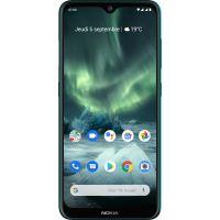Smartphone Nokia 7.2 Double SIM 128 Go Vert