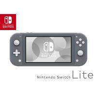 Console portable Nintendo Switch Lite Gris