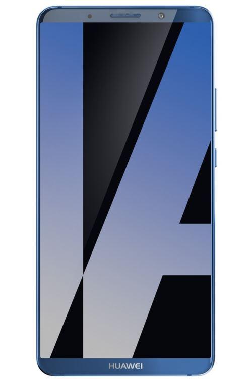 Smartphone Huawei Mate 10 Pro Double SIM 128 Go Bleu