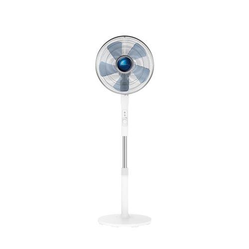 Ventilateur sur pied Rowenta VU5840F0 Turbo Silence Extrême+ 70 W Blanc